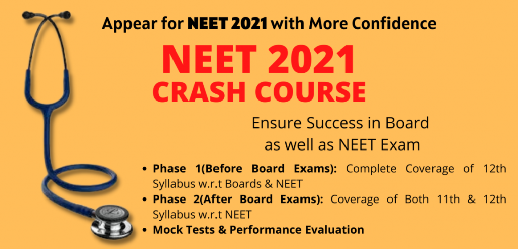 Appear for NEET 2021 with More Confidence